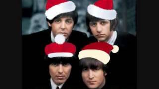 Beatles Wishing You A Merry Christmas