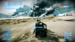 Эпические моменты в Battlefield 3