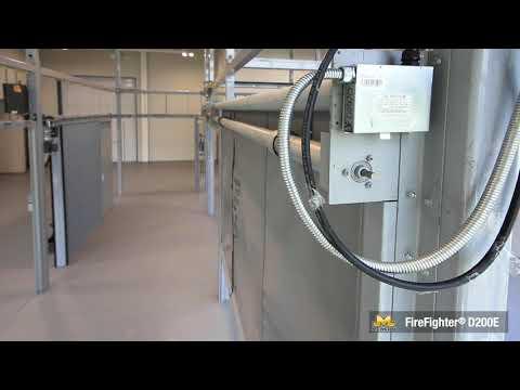 McKEON FireFighter® Model D200E Demonstration Thumbnail image