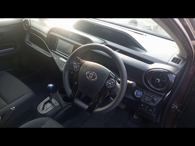 Toyota Aqua S 2017 for Sale in Gujranwala