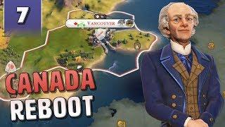 Скачать [6] Civilization 6 Canada Reboot - Civ 6 Gathering