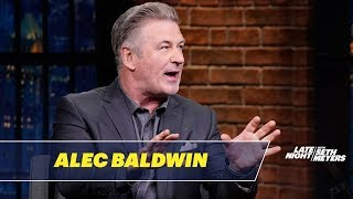 Alec Baldwin Was Shot By Two Different Men at the Same Time