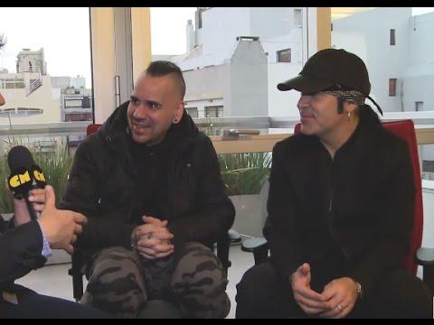 De La Tierra video Entrevista CM - Octubre 2015
