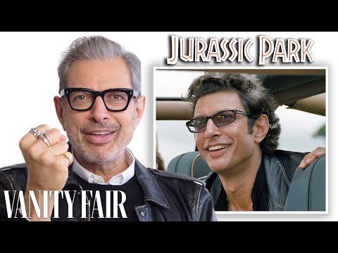 "Jeff Goldblum Breaks Down His Career, From ""Jurassic Park"" to ""Isle of Dogs""   Vanity Fair"