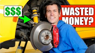 Why Modifying Your Suspension Often Isn't Worth It (Road Cars)