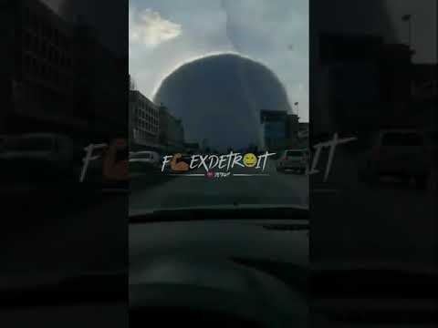 Awful: Something That Appears To Be Nuclear Goes Off In Beirut Lebanon (10 Angles)