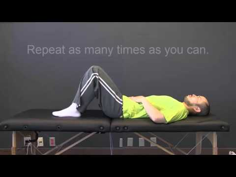 Video Exercises for Low Back Pain caused by Facet Joints, by Dr. Mike Hsu
