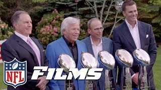 Katie Nolan Gives an Inside Look Into the Patriots Super Bowl 51 Ring Ceremony   NFL Films Presents