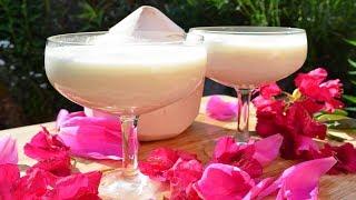 Kokospudding Thai Dessert einfach erfrischend lecker