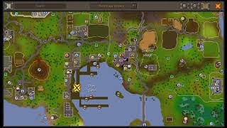 osrs money making f2p fishing - TH-Clip
