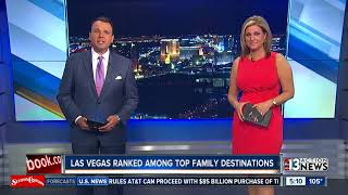 Las Vegas Among Top Family Destinations For Summer