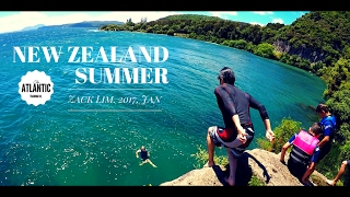 New Zealand Trip | Summer vacation | GoPro