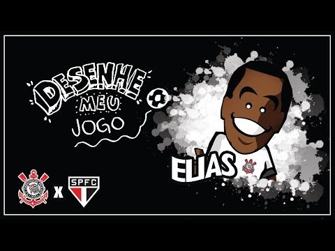 Corinthians X São Paulo - Campeonato Paulista 2009 - DESENHE MEU JOGO #06