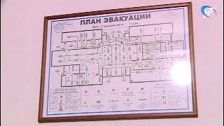 Сотрудники МЧС начали инспекции учреждений образования областного центра
