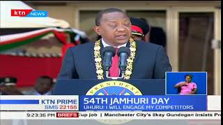 President Uhuru calls all Kenyans to join him in improving the economy status in the country