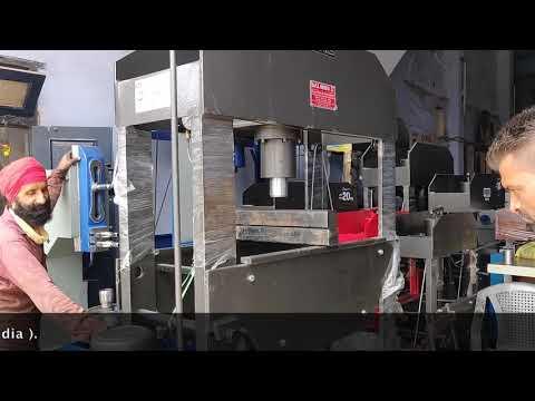 Motor Operated Hydraulic Press