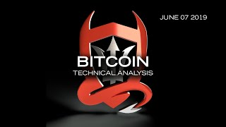 Bitcoin Technical Analysis (BTC/USD) : What is Your Edge..?  [06.07.2019]