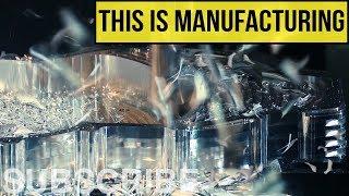 BEST CNC MACHINING VIDEO EVER…