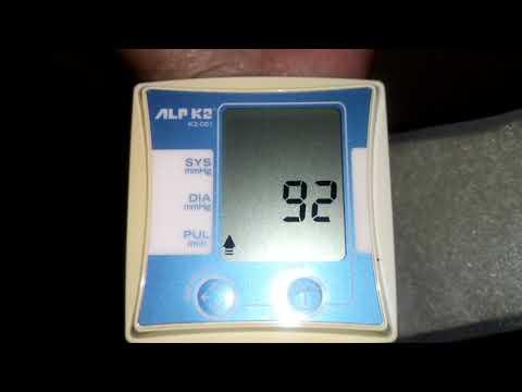 Hypertension Niederdruck