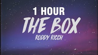 [1 HOUR] Roddy Ricch   The Box (Lyrics)