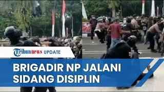 Nasib Oknum Polisi yang Banting Mahasiswa saat Demo, Kini Jalani Sidang Disiplin di Polda Banten