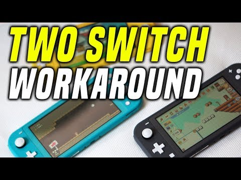 Two Switch, One Account Workaround! A Solution for Switch Lite + Switch Gaming!