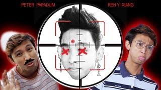 EMINEM X MGK MUSIC VIDEO PARODY