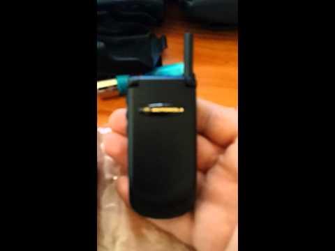 Vintage Motorola V3620 Vader Cell Phone Cell Phones