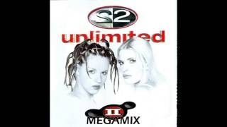 2 Unlimited - II Megamix