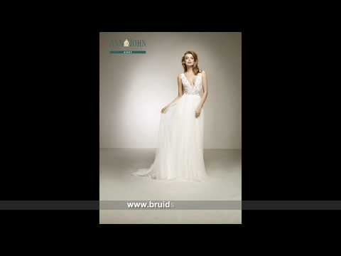 Nieuwste bruidskledij Pronovias