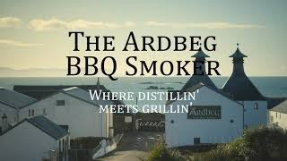 YouTube: Ardbeg An Oa incl  smoker  bij Ardbeg Embassy Eindhoven  max  1 fles per persoon