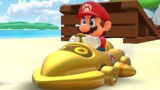 Mario Kart Tour - 150cc - Koopa Troopa Cup (New York Tour)