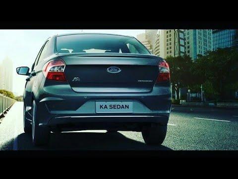 Novo Ford Ka Sedan 2021:  Preço, Ficha Técnica e Consumo! Vejam em detalhes