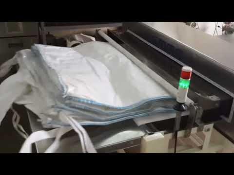 FIBC Bags Metal Detector