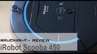 iRobot Scooba 450 Review (deutsch)