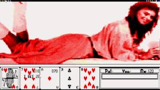 ATARI ST Hollywood Poker