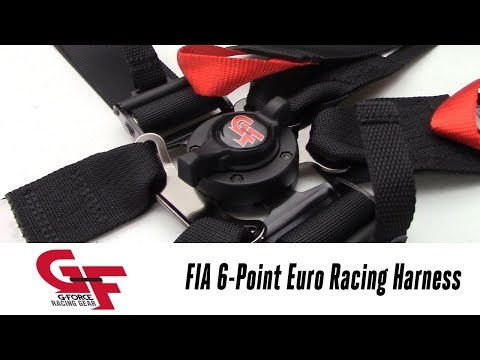 In the Garage w/ Parts Pro: G-FORCE Racing Gear FIA Harness