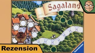 Sagaland (Spiel des Jahres 1982) - Brettspiel - Review