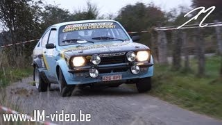 preview picture of video 'Shakedown East Belgian Rally 2013 [HD] by JM'