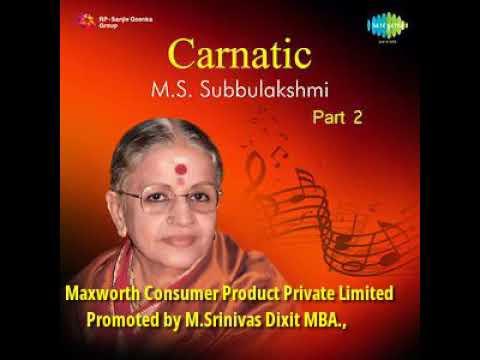 Download M S Subbulakshmi Ksheera Saagara Shayana