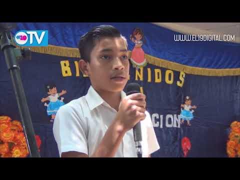 San Carlos inaugura mejoras en su Escuela Pública