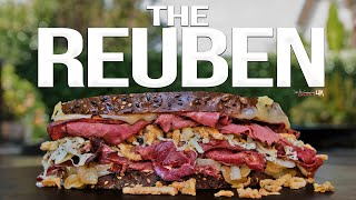 The Best Reuben Sandwich (Ever!) | SAM THE COOKING GUY 4K