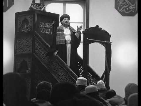 Îmân ve İbâdet - Cuma Hutbesi - 18 Temmuz 1980