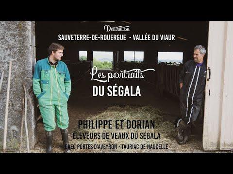 Veaux d'aveyron et du Ségala © OT Pays Ségali,