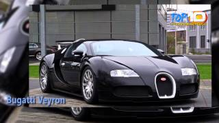 Top 10 List of Most Beautiful Cars in The World