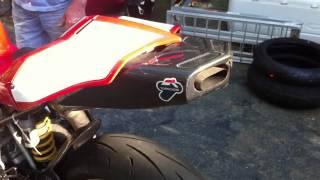 Ducati 999 Track Bike