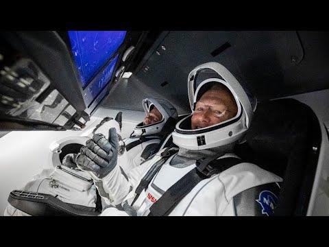 Prva komercijalna letjelica stigla u Međunarodnu svemirsku stanicu (VIDEO)