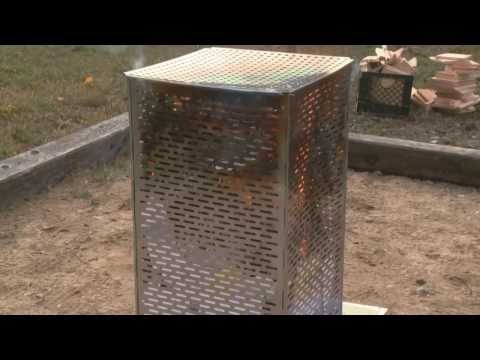 Product Video, Burn Cage XL