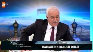 Nihat Hatipoğlu Ile Miraç Kandili Özel (15.05.2015)