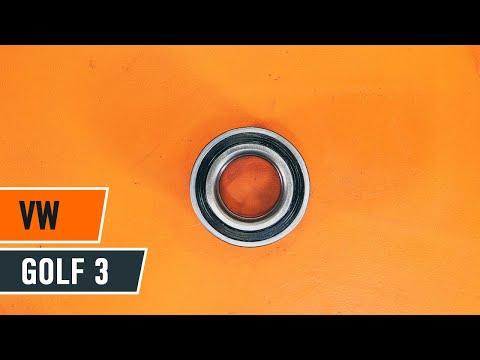 Wie VW GOLF 3 Radlager vorne wechseln TUTORIAL | AUTODOC